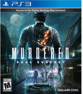 Murdered: Soul Suspect (PS3) - Pre-owned
