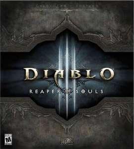 Diablo 3: Reaper of Souls Collector's Edition (PC)