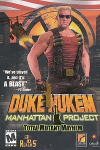 Duke Nukem: Manhattan Project (PC Download)