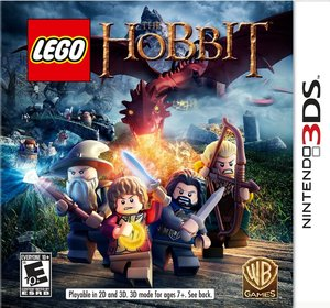 Lego: The Hobbit (Nintendo 3DS)