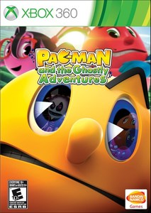 PAC-MAN and the Ghostly Adventures (Xbox 360) - Pre-owned