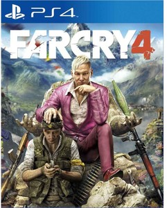 Far Cry 4 (PS4 Download)