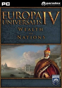 Europa Universalis IV: Wealth of Nations (PC DLC)