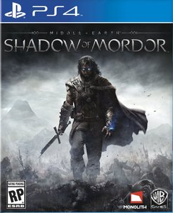 Middle-earth: Shadow of Mordor (PS4) - Pre-owned