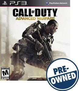 Best Buy Sale: Pre-owned PS3 Games