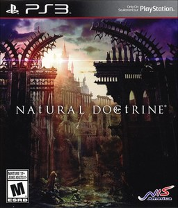 NAtURAL DOCtRINE (PS3) - Pre-owned