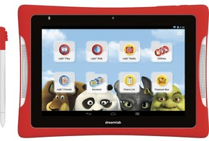 nabi DreamTab 8-inch 16GB Android Tablet