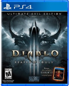 Diablo 3: Reaper of Souls Ultimate Evil Edition (PS4 Download)