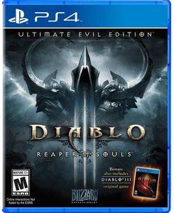 Diablo 3: Reaper of Souls Ultimate Evil Edition (PS4)