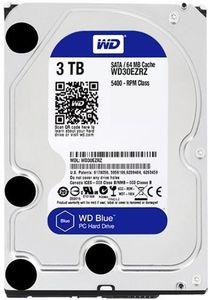 "Western Digital Blue WD30EZRZ 3TB 3.5"" Hard Drive"