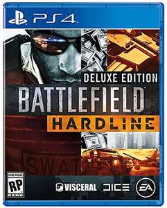 Battlefield: Hardline Deluxe Edition (PS4 Download) - PS Plus Required