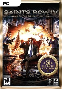 Saints Row IV - Game of the Century Edition (PC Download)