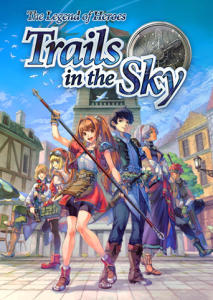 The Legend of Heroes: Trails in the Sky (PC Download)