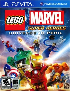 LEGO: Marvel Super Heroes (PS Vita)