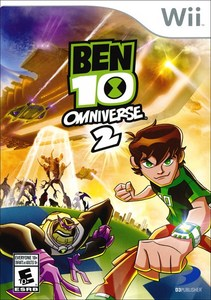 Ben 10: Omniverse 2 (Wii) - Pre-owned
