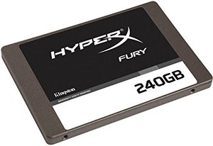 "Kingston HyperX Fury SSD 2.5"" 240GB SHFS37A/240G"