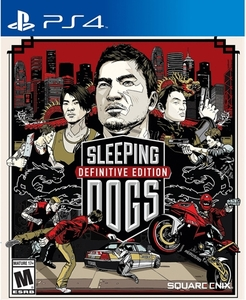 Sleeping Dogs Definitive Edition (PS4 Download) - PS Plus Required