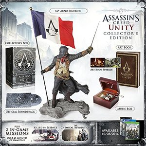 Assassin's Creed Unity - Collectors Edition (PS4)
