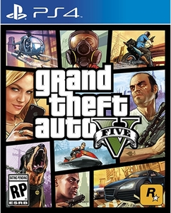 Grand Theft Auto V (PS4 Download)