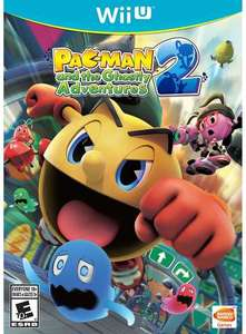 Pac-Man and The Ghostly Adventures 2 (Wii U)