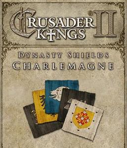 Crusader Kings II: Dynasty Shields Charlemagne (PC DLC)