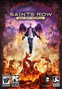 Saints Row: Gat Out of Hell (PC Download)