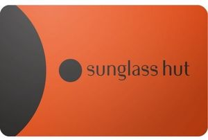 $100 Sunglass Hut Gift Card (Pre-owned)