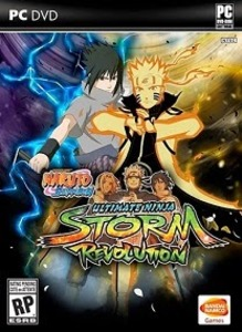 Naruto Shippuden: Ultimate Ninja Storm Revolution (PC Download)