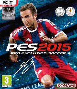 Pro Evolution Soccer 2015 (PC Download)