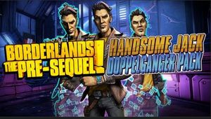 Borderlands: The Pre-Sequel - Handsome Jack Doppelganger Pack (PC/Mac DLC)
