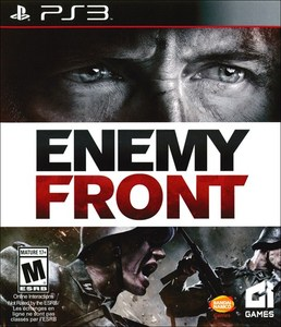Enemy Front (PS3) - Pre-owned