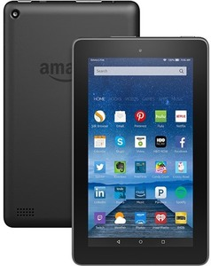 Amazon Fire 7-inch 16GB Tablet (Refurbished)
