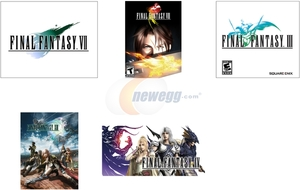 Final Fantasy Power Pack (PC Download)