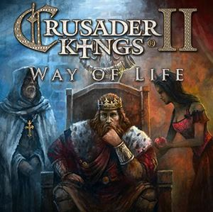 Crusader Kings II: Way of Life (PC DLC)