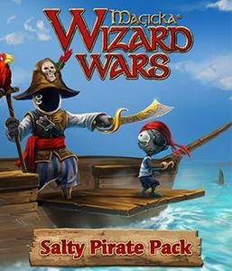 Magicka: Wizard Wars - Salty Pirate Pack (PC DLC)