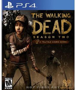 The Walking Dead: Season 2 (PS4) - Pre-owned