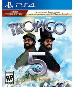 Tropico 5 (PS4 Download) - PS Plus Required