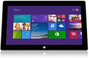 Microsoft Surface Pro 2 Core i5-4200U, 4GB RAM, 64GB SSD (Refurbished)
