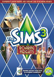 The Sims 3: Roaring Heights (PC/Mac Download)