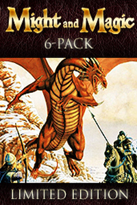 Might and Magic + Wizardry + Legend of Grimrock Collection (PC Download)