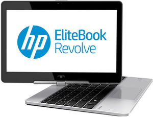 HP EliteBook 810 Core i3-3227U, 4GB RAM, 128GB SSD (Refurbished)