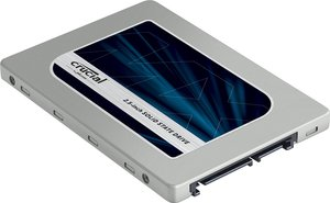"Crucial MX200 Internal SSD 2.5"" 500GB CT500MX200SSD1"