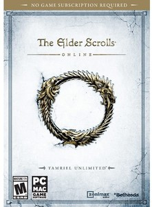 The Elder Scrolls Online: Tamriel Unlimited (PC/Mac DVD)