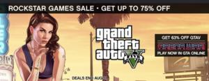 Green Man Gaming Sale: Rockstar Games