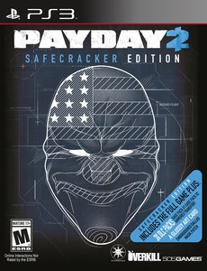 Payday 2: Safecracker (PS3)
