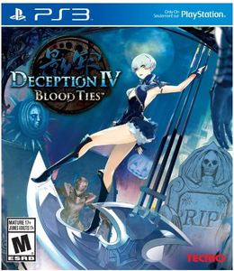 Deception IV: Blood Ties (PS3) - Pre-owned