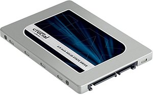 "Crucial MX200 SSD 2.5"" 250GB CT250MX200SSD1"