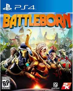 Battleborn (PS4 Download) - PS Plus Required