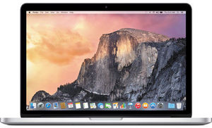 Apple Macbook Pro MF840LL/A Core i5-5257U, 8GB RAM, 256GB SSD (Refurbished)