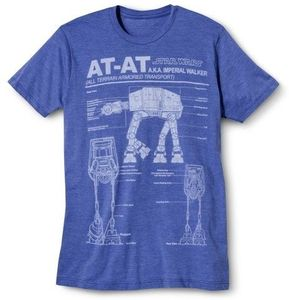 Star Wars AT-AT Men's T-Shirt